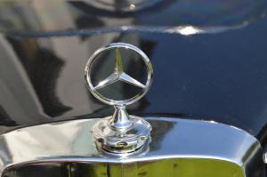 Masinuta electrica Mercedes 300S 70W 12V PREMIUM #Negru3