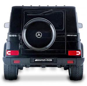 Masinuta electrica Mercedes - Benz  G65 XXL STANDARD #Negru [1]