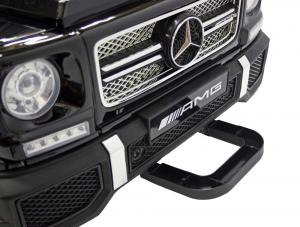 Masinuta electrica Mercedes - Benz  G65 XXL STANDARD #Negru5