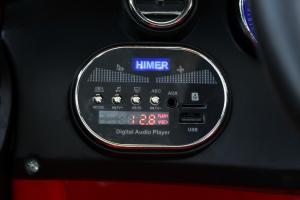 Masinuta electrica Mercedes C63 12V PREMIUM #Rosu8