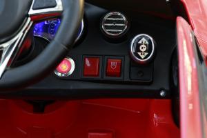 Masinuta electrica Mercedes C63 12V PREMIUM #Rosu6