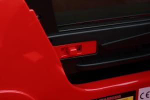 Masinuta electrica Mercedes C63 12V PREMIUM #Rosu13