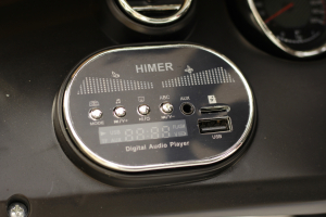 Masinuta electrica Mercedes C63 12V STANDARD #Alb6