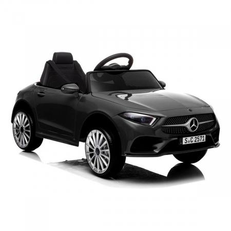 Masinuta electrica Mercedes CLS350 50W 12V PREMIUM #Negru [0]