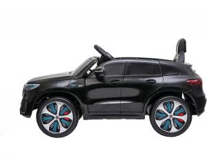 Masinuta electrica Mercedes EQC400 70W 12V STANDARD #Negru [8]