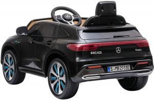Masinuta electrica Mercedes EQC400 70W 12V STANDARD #Negru [6]