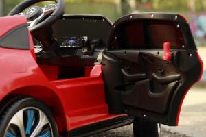 Masinuta electrica Mercedes EQC400 70W 12V STANDARD #Rosu11