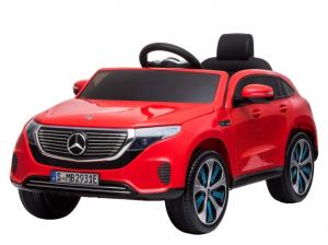 Masinuta electrica Mercedes EQC400 70W 12V STANDARD #Rosu0