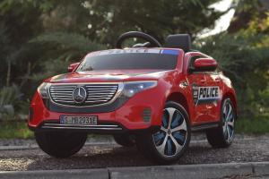 Masinuta electrica Mercedes EQC400 70W 12V STANDARD #Rosu9