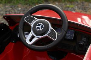 Masinuta electrica Mercedes EQC400 70W 12V STANDARD #Rosu2
