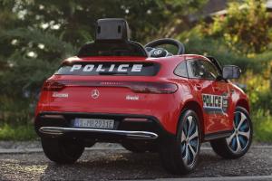 Masinuta electrica Mercedes EQC400 70W 12V STANDARD #Rosu12