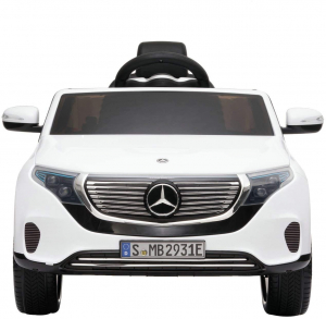 Masinuta electrica Mercedes EQC400 70W 12V STANDARD #Alb5