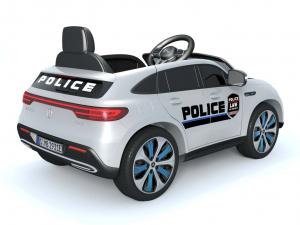 Masinuta electrica Mercedes EQC400 70W 12V STANDARD #Alb10