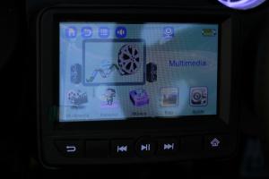 Masinuta electrica Mercedes G63 6x6 270W DELUXE #Negru6