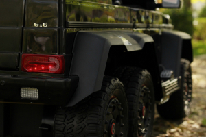 Masinuta electrica Mercedes G63 6x6 270W DELUXE #Negru17