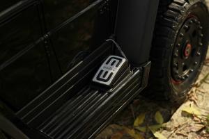 Masinuta electrica copii Mercedes G63 6x6 270W, neagra [17]