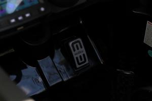 Masinuta electrica copii Mercedes G63 6x6 270W, neagra [18]