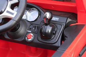 Masinuta electrica Mercedes G63 6x6 Premium cu 6 motoare #Rosu8