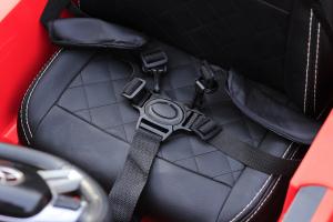 Masinuta electrica Mercedes G63 6x6 Premium cu 6 motoare #Rosu12