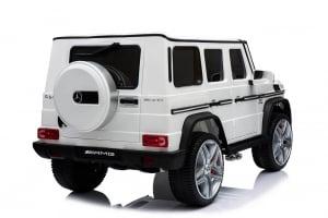 Masinuta electrica Mercedes - Benz G65 XXL STANDARD #ALB3