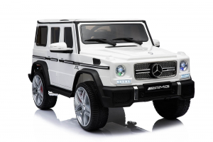 Masinuta electrica Mercedes - Benz G65 XXL STANDARD #ALB0