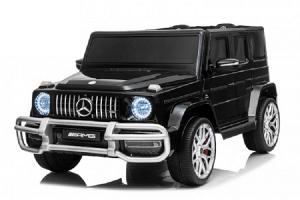 Masinuta electrica Mercedes G63 XXL 4x4 PREMIUM  #Negru [0]