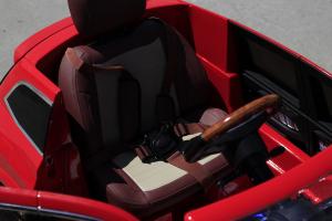 Masinuta electrica Mercedes GL63 4x4 DELUXE #Rosu9