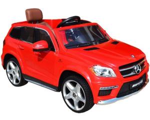 Masinuta electrica Mercedes GL63 4x4 DELUXE #Rosu0