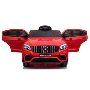 Masinuta electrica Mercedes GLC 63s 2x35W 12V STANDARD #Rosu1