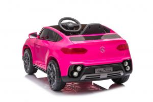 Masinuta electrica Mercedes GLC Coupe 50W 12V STANDARD #Roz2