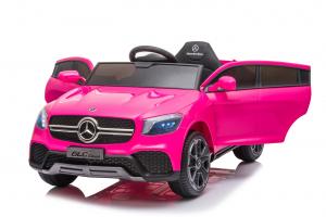 Masinuta electrica Mercedes GLC Coupe 50W 12V STANDARD #Roz6