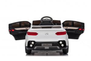 Masinuta electrica Mercedes GLC Coupe 50W 12V STANDARD #Alb4