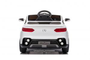 Masinuta electrica Mercedes GLC Coupe 50W 12V STANDARD #Alb1