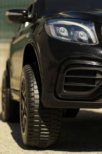 Masinuta electrica Mercedes GLC63s AMG 4x4 STANDARD #Negru13