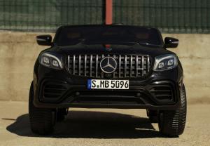 Masinuta electrica Mercedes GLC63s AMG 4x4 STANDARD #Negru1
