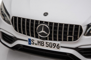 Masinuta electrica Mercedes GLC63s AMG 4x4 STANDARD #Alb7