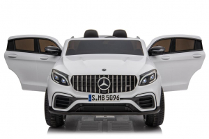 Masinuta electrica Mercedes GLC63s AMG 4x4 STANDARD #Alb1