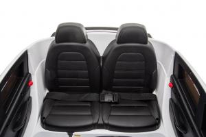 Masinuta electrica Mercedes GLC63s AMG 4x4 STANDARD #Alb3