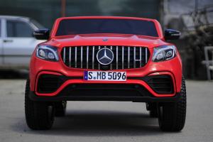 Masinuta electrica Mercedes GLC63s AMG 4x4 STANDARD #Rosu1