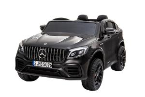 Masinuta electrica Mercedes GLC63s AMG 4x4 STANDARD #Negru0