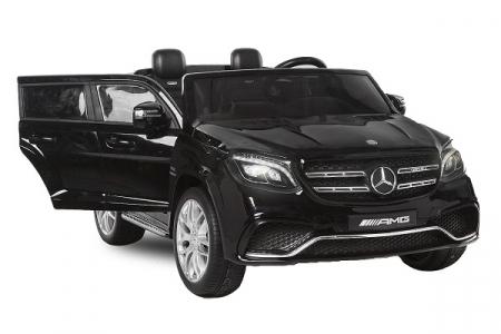 Masinuta electrica pentru copii Mercedes GLS 63, Negru [0]