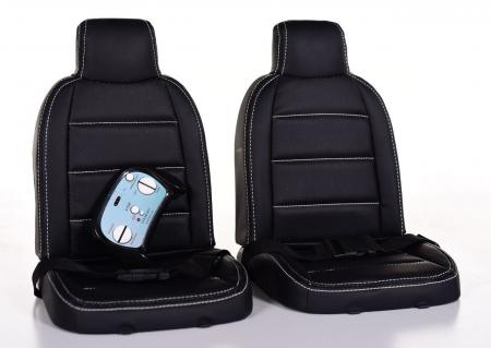 Masinuta electrica pentru copii Mercedes GLS 63, Negru [9]