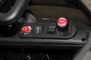 Masinuta electrica Mercedes GT-R 2x25W STANDARD #Negru9