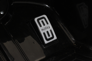 Masinuta electrica Mercedes GT-R 2x25W STANDARD #Negru12
