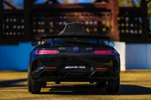 Masinuta electrica Mercedes GT-R 2x25W STANDARD #Negru5
