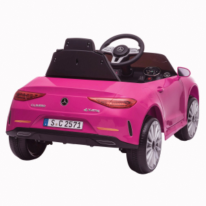 Masinuta electrica Mercedes CLS350 50W 12V PREMIUM #Roz1
