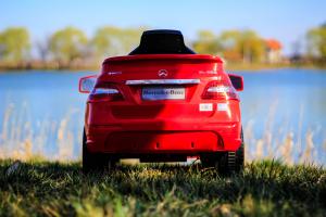 Masinuta electrica Mercedes ML350 STANDARD 1x25W #Rosu11