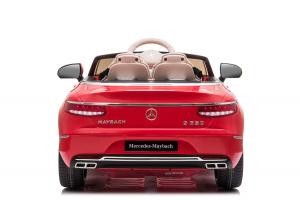 Masinuta electrica Mercedes S650 MAYBACH PREMIUM #ROSU3