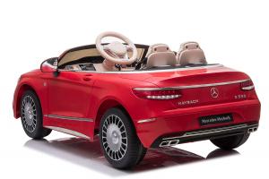 Masinuta electrica Mercedes S650 MAYBACH PREMIUM #ROSU2
