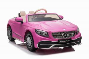 Masinuta electrica Mercedes S650 MAYBACH PREMIUM #Roz0